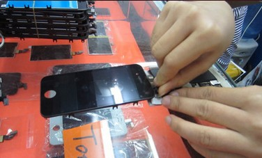 Iphone parts manufacturer