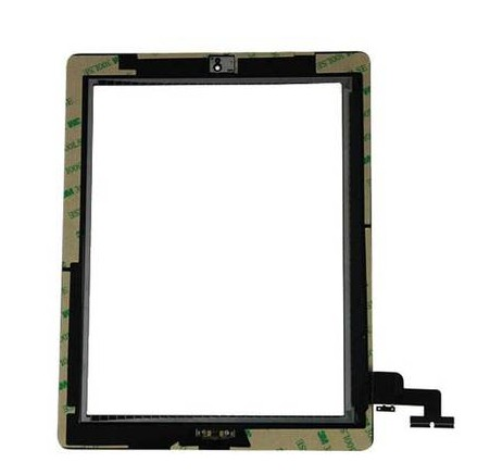ipad 2 touch glass screen parts