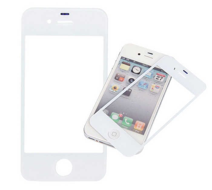 Front Screen Glass Lens for iPhone 4S