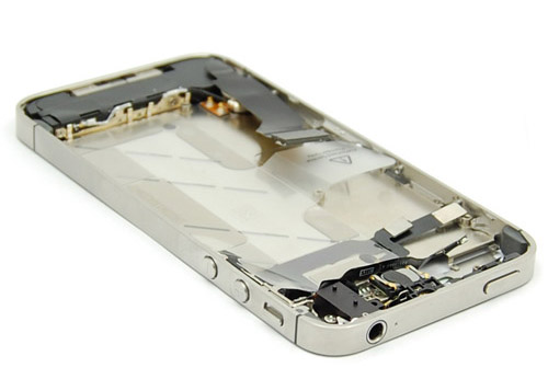 iphone4 middle Plate Frame Assembly silver