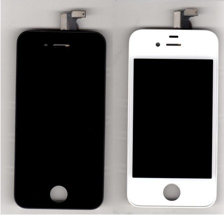Touch Digitizer LCD Display Assembly For iPhone 4 CDMA Verizon
