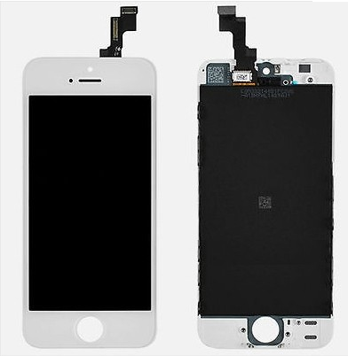 Wholesale 100% Original Screen LCD Display Digitizer Assembly For iPhone 5S