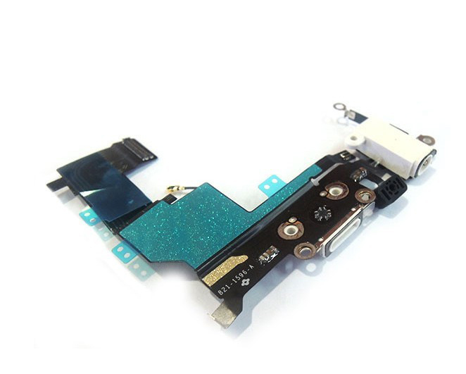 Replacement Charging Port Connect Flex Cable For iPhone 5S