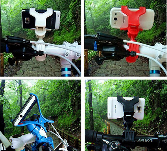 Bicycle Phone Holder Cycling Equipment Mountain Bike Phone