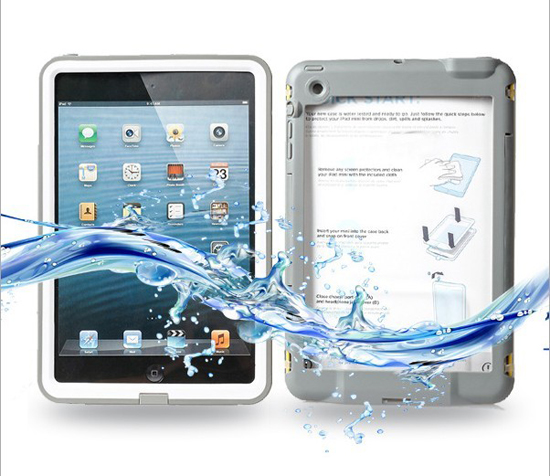 ipad mini waterproof shell iPad mini waterproof protective shell Apple Tablet Accessories
