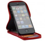 Apple iphone 5/5 c / 5 s set of car line process three general leather printing case
