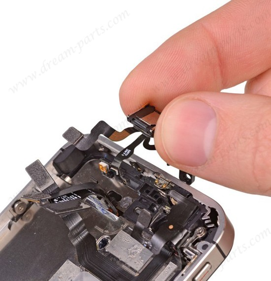 New iPhone 4s Power and Proximity Seneor Flex Cable replacement for iPhone 4s