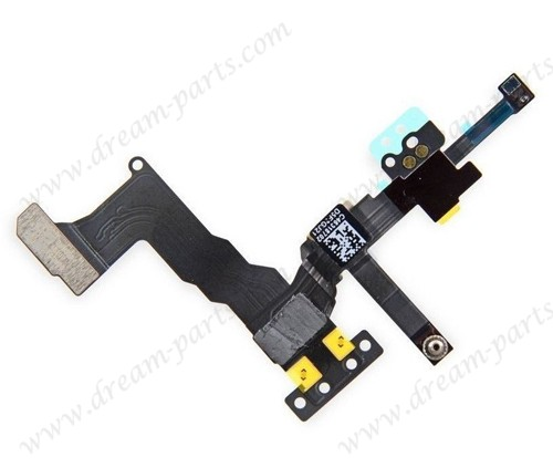 New OEM Proximity Sensor Light Motion Flex Cable With Front Face Camera fr iPhone 5c