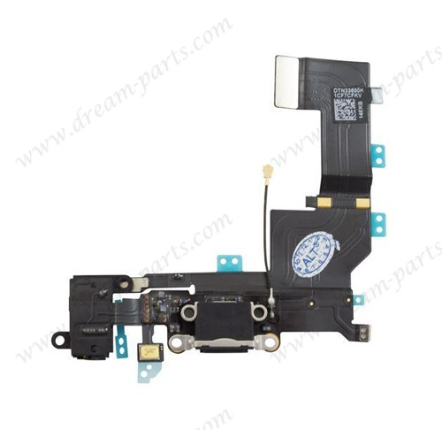 Smartphone Repair Replacement Parts Dock Connector And Headphone jack For iPhone 5c