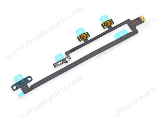 Brand New For iPad Air Power On Off Volume Button Flex Cable