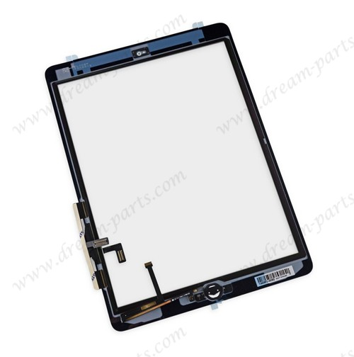 OEM iPad Air Front Panel Touch Screen Glass Digitizer Assembly With Best Quality
