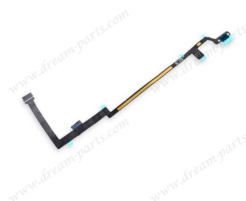 New Home Menu Button Ribbon Flex Cable For iPad Air