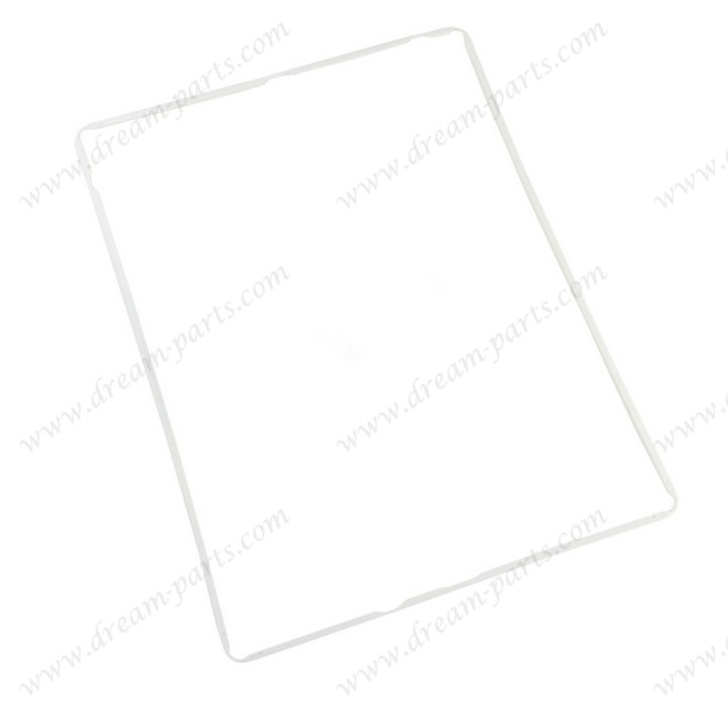 LCD Display Middle Bezel For iPad 3rd/4th Gen Middle Frame Spare Parts