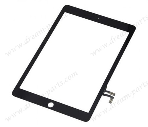 New Front Panel Touch Screen Glass Digitizer For iPad Air