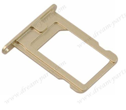 New Apple iPhone 5s SIM Card Tray Slot Holder Replacement