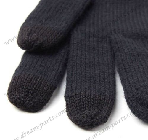 Men\s winter section thicker gloves touchscreen phone