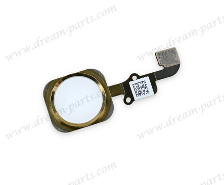 Original Home Button + Flex Assembly For iPhone 6 6plus